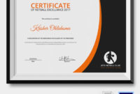 5 Netball Certificates  Psd  Word Designs  Design pertaining to Printable Boxing Certificate Template