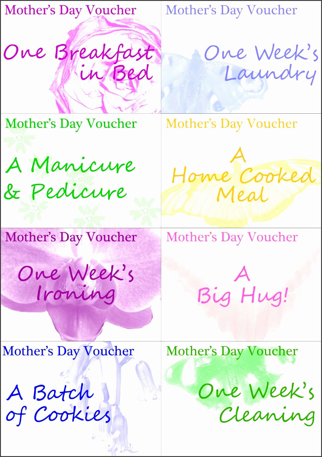 5 Printable Blank Gift Certificates  Sampletemplatess within Printable Mothers Day Gift Certificate Templates