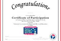 5 Student Achievement Certificates Templates 10755 regarding First Place Award Certificate Template