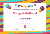 50 Free Creative Blank Certificate Templates In Psd with Teacher Of The Month Certificate Template