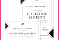 6 Personalized Free Marriage Certificate Template 51943 throughout Printable Certificate Of Merit Templates Editable