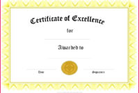 6 Student Of The Week Certificate Template 38458 within Most Likely To Certificate Template Free