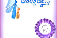 6 Tooth Fairy Certificate Templates Free 55312  Fabtemplatez with Tooth Fairy Certificate Template Free