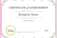 7 Certificates Of Participation Free Templates 75154 for Awesome Participation Certificate Templates Free Download