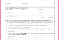 7 Rabies Vaccine Certificate Template 15657  Fabtemplatez regarding Amazing Rabies Vaccine Certificate Template
