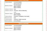 8 Best Agendas Images  Agenda Template Meeting Agenda pertaining to Printable Weekly Team Meeting Agenda Template