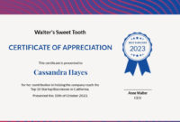 8 Free Employee Appreciation Certificate Templates for Awesome Free Employee Appreciation Certificate Template