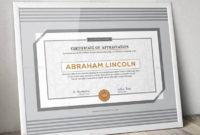 9 College Diploma Certificate Designs  Templates  Psd in College Graduation Certificate Template
