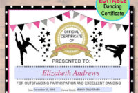 9 Participation For Sports Certificate Templates  Psd for Sportsmanship Certificate Template