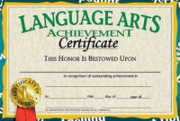 Art Award Certificate  14 Psd Pdf Word Ai Indesign with Printable Free Art Award Certificate Templates Editable