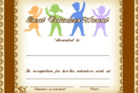 Award Certificate Templates  15 Free Printable Ms Word pertaining to Best Contest Winner Certificate Template