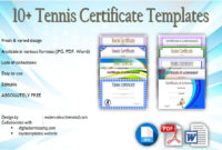 Badminton Achievement Certificate Templates 7 Greatest with regard to Badminton Certificate Template Free 12 Awards