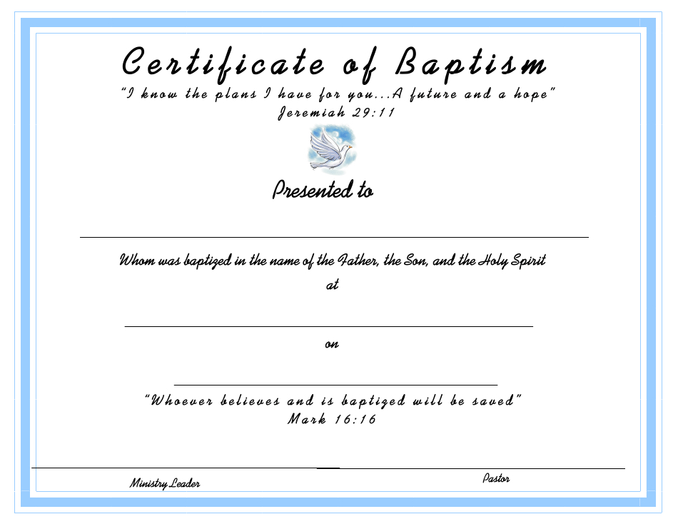 Baptism Certificate Template Download Printable Pdf intended for Quality Baby Christening Certificate Template