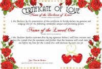 Best Boyfriend Certificate Template Inspirational Love throughout Awesome First Haircut Certificate Printable Free 9 Designs