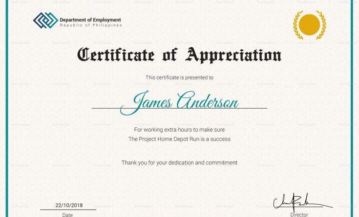Best Employee Award Certificate Templates 4  Templates for Best Best Employee Certificate Template