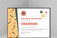 Birth Certificate Adopt A Pet Party Build A Stuffed within Stuffed Animal Birth Certificate Templates