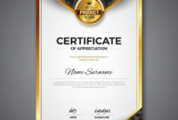 Blank Certificate Border Ready Add Text In Gold Color intended for Powerpoint Certificate Templates Free Download