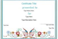 Blank Certificate  Design Certificate Template with regard to Essay Writing Competition Certificate 9 Designs