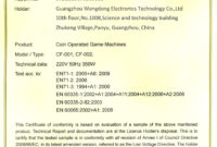 Blank Printable Certificate Of Conformity Coc Form in Quality Certificate Of Conformance Template