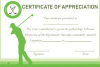 Blank Sports Certificate Template  Certificate Templates with Sportsmanship Certificate Template
