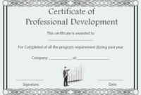 Certificate Of Completion 22 Templates In Word Format for Anger Management Certificate Template