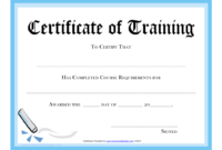 Certificate Of Training Template Download Printable Pdf within Training Completion Certificate Template 10 Ideas