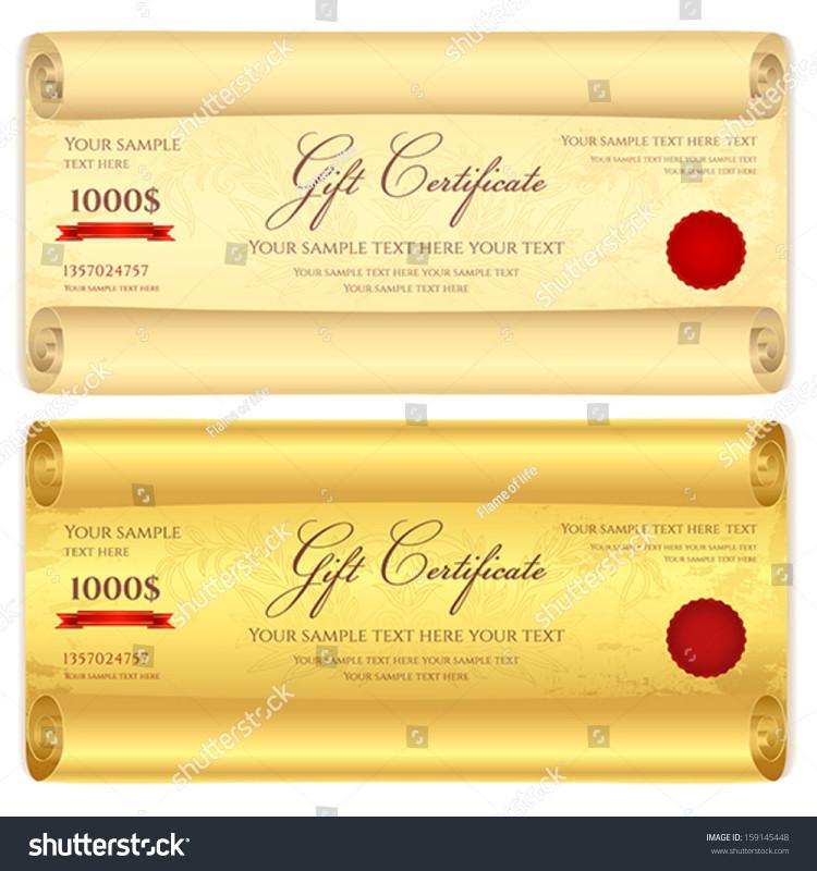 Certificate Scroll Template New Certificate Scroll with Quality Scroll Certificate Templates