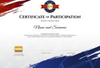 Certificate Template In Rugby Sport Theme With In Update pertaining to Rugby Certificate Template