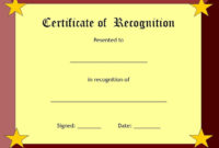 Certificate Templates for Best Blank Award Certificate Templates Word