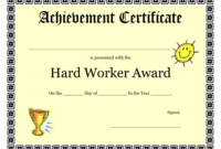 Certificate Templates Funny  Elsik Blue Cetane Throughout in Academic Achievement Certificate Template