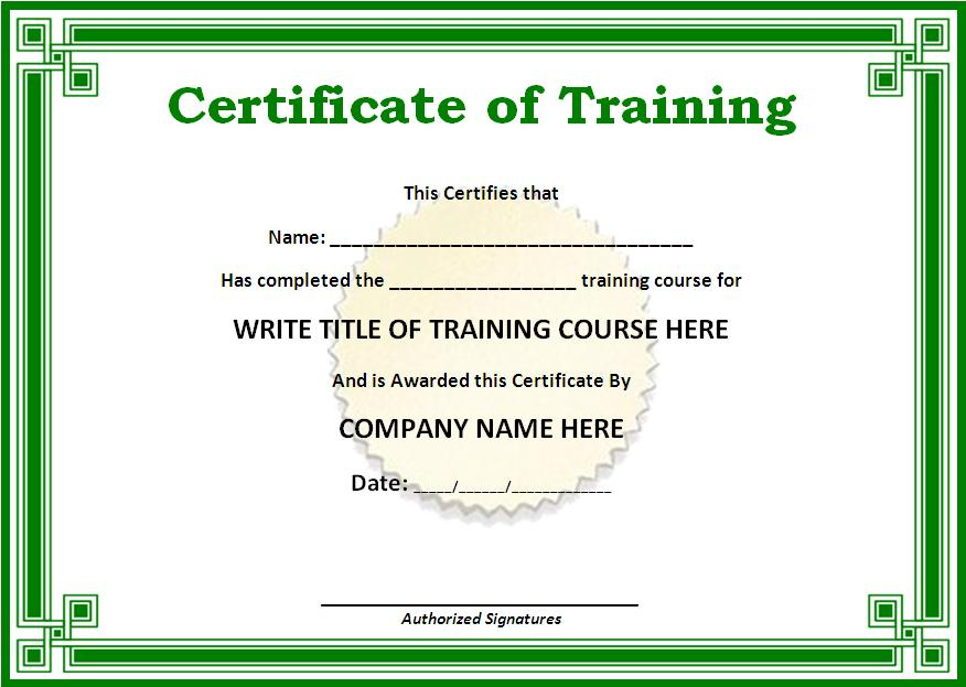 Certificate Templates throughout Best Coach Certificate Template Free 9 Designs