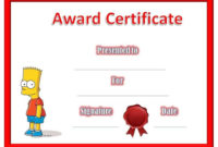 Certificates For Kids  Free And Customizable  Instant with Bravery Certificate Templates