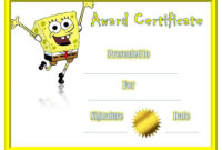 Certificates For Kids  Free Printable Certificate within Quality Essay Writing Competition Certificate 9 Designs