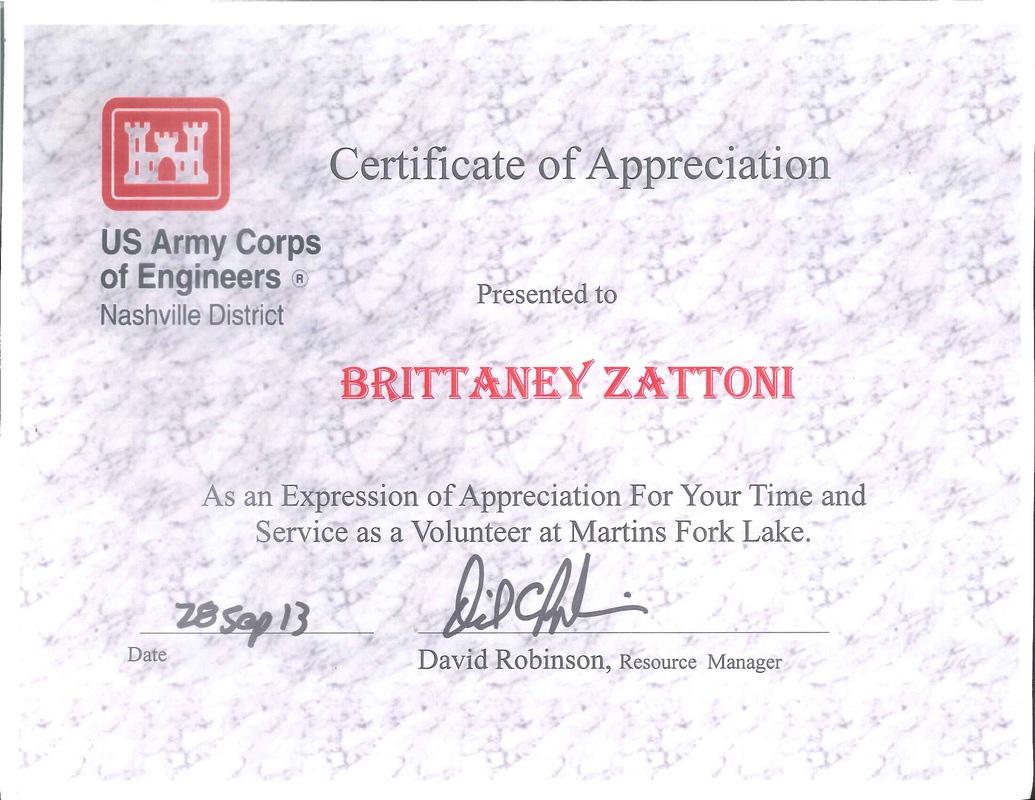 Certificates  My Senior Portfolio for Social Studies Certificate
