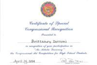 Certificates  My Senior Portfolio in Social Studies Certificate