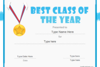 Classroom Certificates Templates 7  Templates Example with regard to Free Free Student Certificate Templates