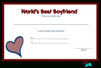 Coloring Pages For My Boyfriend  High Quality Coloring with regard to Printable Best Boyfriend Certificate Template