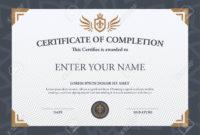 Commemorative Certificate Template  Professional Template pertaining to Best Commemorative Certificate Template