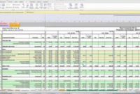 Construction Cost Estimate Template Excel  Spreadsheets with regard to Cost Analysis Spreadsheet Template