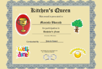 Cook Book Jaleela Bachelor'S Feast  Winners throughout Bake Off Certificate Templates