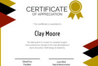 Creative Certificate Sample Design  Free Template Ppt within Quality Powerpoint Certificate Templates Free Download