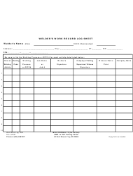 Daily Temperature Log Sheet  Refrigerator Freezer regarding Refrigerator Temperature Log Template