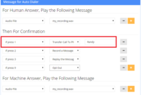 Design Your Press1 Campaign Message  Auto Dialer throughout Awesome Phone Message Log Template