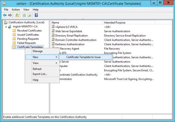 Domain Controller Certificate Template Kerberos in Domain Controller Certificate Template