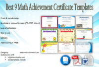 Download 10 Running Certificate Templates Free regarding 10 Free Editable Pre K Graduation Certificates Word Pdf