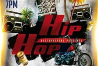 Download Free Hip Hop Flyer Psd Templates For Photoshop with regard to Hip Hop Dance Certificate Templates