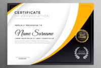 Download Professional Certificate Template Diploma Award for Professional Award Certificate Template