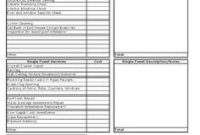 Download The Business Mileage Tracking Log From Vertex42 in Self Employed Mileage Log Template