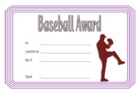 Editable Baseball Award Certificates 9 Sporty Designs Free within Amazing 7 Basketball Achievement Certificate Editable Templates