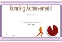 Editable Running Certificate  10 Best Options in Amazing Fun Certificate Templates
